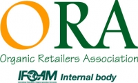 logo ORA - Organic Retailers Association