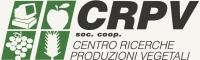 logo CRPV - Research Centre on Plant Productions (Centro Ricerche Produzioni Vegetali)